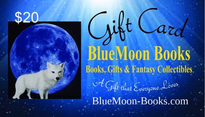 Picture of BlueMoon Books E-Gift Certificate - 20