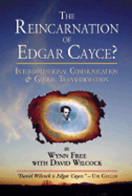 Picture of The Reincarnation of Edgar Cayce?: Interdimensional Communication and Global Transformation by David Wicock