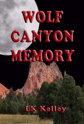 Picture of Wolf Canyon Memory By LK Kelley