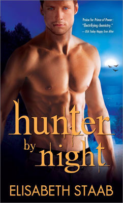 Picture of Hunter by Night by Elisabeth Staab
