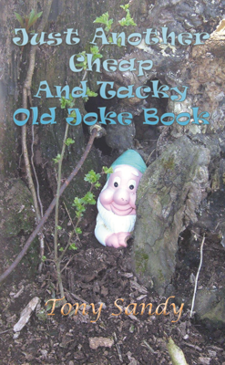 Picture of Just Another Cheap And Tacky Old Joke Book by Tony Sandy