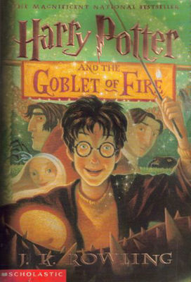 Picture of Harry Potter and the Goblet of Fire ( Harry Potter #04 ) by J K Rowling