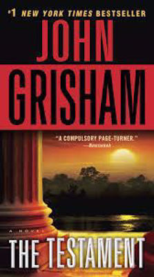Picture of The Testament by John Grisham