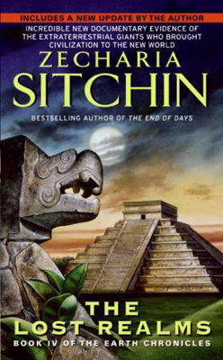 Picture of The Lost Realms ( The Earth Chronicles #04 ) by Zecharia Sitchin