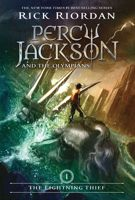 Picture of Percy Jackson and the Olympians, Book One the Lightning Thief By Rick Riodan