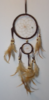 Picture of Dreamcatcher - Double (Brown)