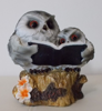 Picture of Mama Owl with Baby Reading Book
