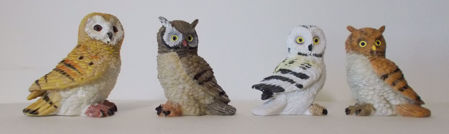 Picture for category Owl Figurines