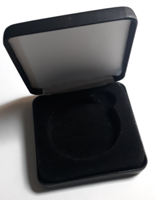 Picture of Black Leatherette Gift/Presentation box (For 1oz Coin)