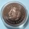 Picture of Aztec Calendar  (1 oz. Copper Round) Coin