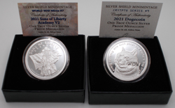 Picture for category Silver Shield - Mini Mintage Collection