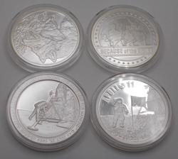 Picture for category Silver Commemorative Coins