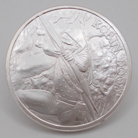 Picture of Medieval Legends Robin Hood (1 oz Silver Round) Coin